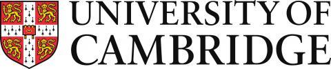 Univeristy of Cambridge logo - link to Engineering Department