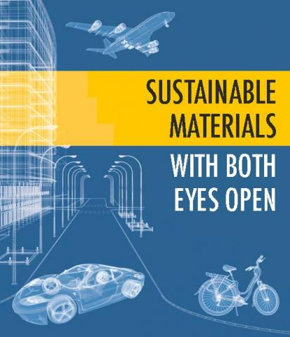 Sustainable Materials with Both Eyes Open - cover