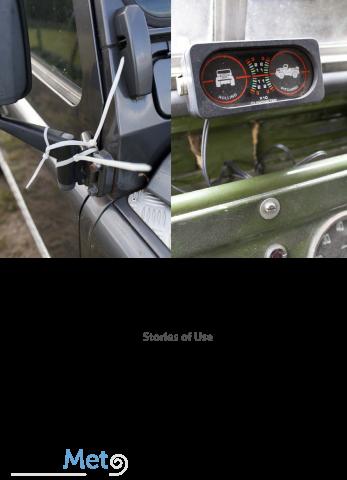 WellMet2050 - Land Rover Defender Stories of Use